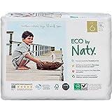 Naty by Nature Babycare Öko Höschen-Windeln - Größe 6 (16+ Kg), 1er Pack (1 x 18 Stück)