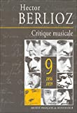 Critique musicale, volume 9 - 1856-1859