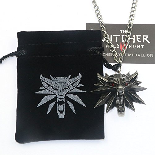 the-witcher-3-wild-hunt-wolf-head-necklace-medallion-from-collectors-edition-by-namco-bandai-warner-