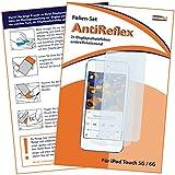 2 x mumbi Displayschutzfolie iPod Touch 5G / 6G Schutzfolie AntiReflex antireflektierend