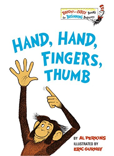 Hand, Hand, Fingers, Thumb (Bright and Early Books)