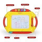 NextX Baby Zaubertafel Skizze Gekritzel Magnetische Maltafel Spielzeug mit 4 Stempel - Weihnachtsgeschenk für Kinder hergestellt von NextX