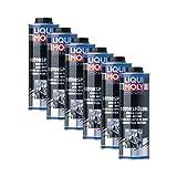 6x LIQUI MOLY 2425 Pro-Line Motorspülung Motor Reiniger Öl Zusatz 1L