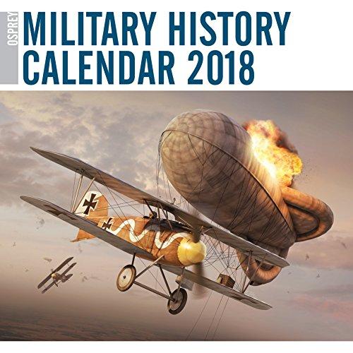 osprey-military-history-2018-calendar