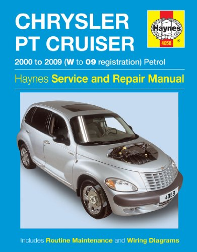 Chrysler Pt Cruiser (00-03) W-Reg Onwards (Pt Haynes Cruiser)