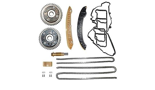 Arbre /à cames Cam Gears kit de distribution Cha/îne Poulie 2710500647