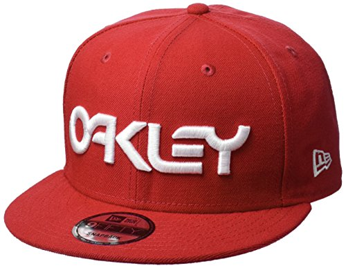 Oakley Herren Mütze MARK II NOVELTY SNAP BACK Red Line One Size