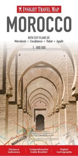 Insight Travel Maps: Morocco por GeoGraphic