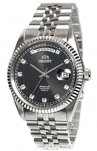 """Orient, EV0J003B, orologio automatico """"Oyster"""", con vetro zaffiro"""