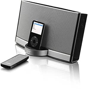 bose sounddock docking station f r apple ipod schwarz audio hifi. Black Bedroom Furniture Sets. Home Design Ideas