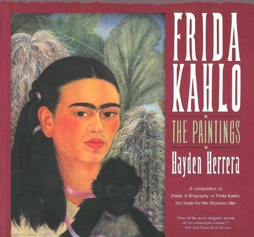 Frida Kahlo: The Paintings by Hayden Herrera (1991-10-01)