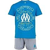 Pyjashort OM - Collection officielle Olympique de MARSEILLE - Taille adulte homme S