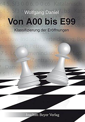 Von A00 bis E99: Klassifizierung der Eröffnungen