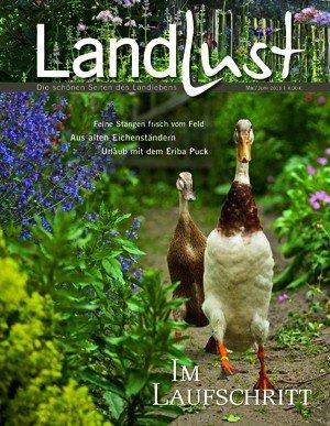 Landlust- Die aktuelle Zeitschrift Mai Juni 2013