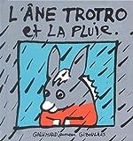 L'âne Trotro et la pluie