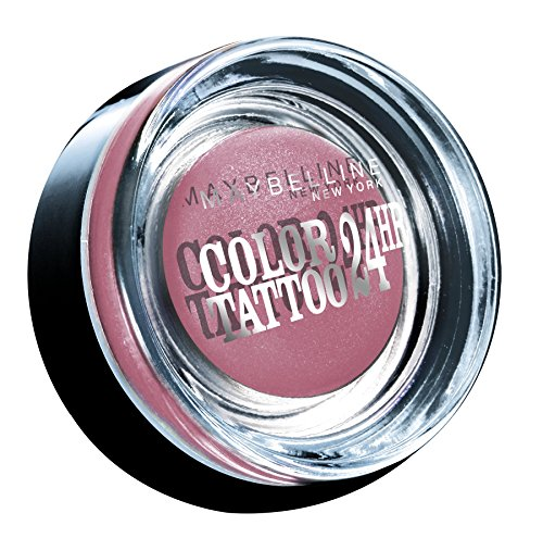 Maybelline Color Tattoo 24H Sombra de Ojos, Tono: nº65 Pink Gold