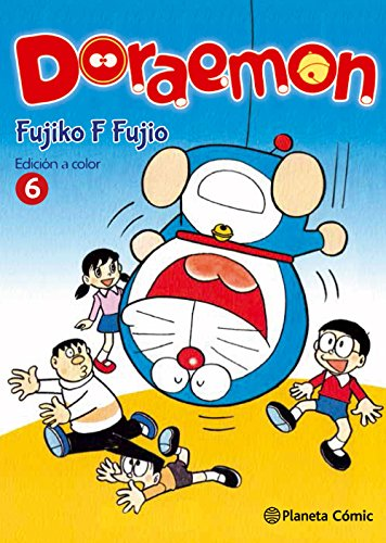 Doraemon Color nº 06/06 (Manga Kodomo) por Fujiko F. Fujio