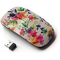 KOOLmouse [ Mouse Senza Fili Ottico 2.4G ] [ Flowers
