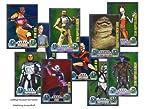 Star Wars Force Attax 10 verschiedene Star Karten (zufällige Auswahl) deutsch