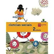 Ciencias sociais. 2 Primaria. Celme - 9788498545135