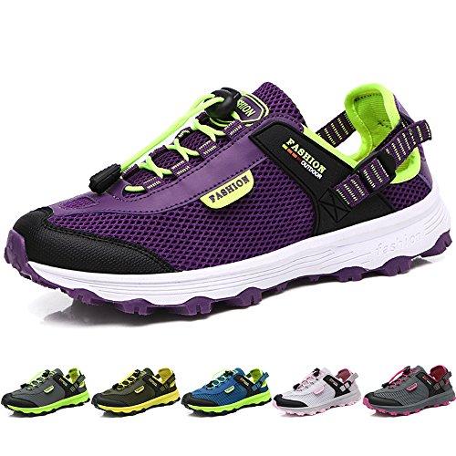 Ben Sports Hombres Zapatos al aire libre zapatos de senderismo Negro 39-44 HQuOED72y