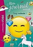 emoji TM mon journal 03 - Trop contente !