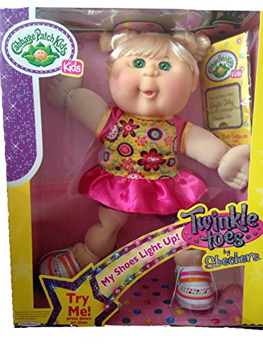 cabbage-patch-kids-twinkle-toes-by-sketchers-blonde-with-blue-eyes
