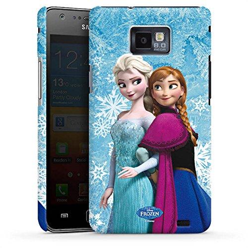 DeinDesign Handyhülle kompatibel mit Samsung Galaxy S2 Hülle Premium Case Disney Frozen Geschenke Merchandise