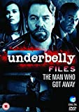 Underbelly Files - The Man Who Got Away [DVD] [Reino Unido]