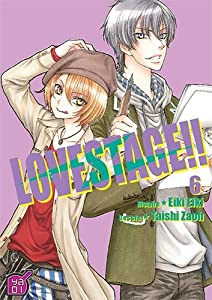 Love Stage Edition simple Tome 6