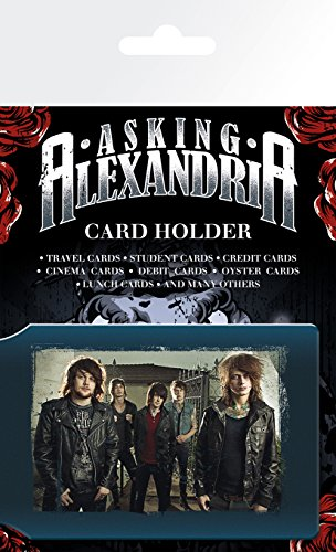 GB eye LTD, Asking Alexandria, Band, Porte Carte