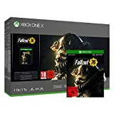 Xbox One X 1TB - Fallout 76 Bundle Special Edition