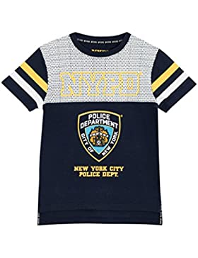 NYPD Camiseta Para Niño - New York City Police Department