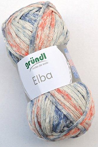 Elba yarn colour 08 litchi color ribbon yarn - sum the best