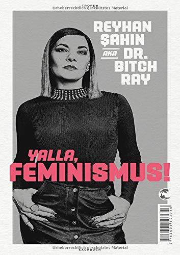 Buchseite und Rezensionen zu 'Yalla, Feminismus!' von Reyhan Sahin