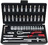 KS Tools 917.0648 1/4' CLASSIC Steckschlüssel-Satz, 48-tlg.
