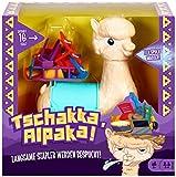 Mattel Games GMV81 - Tschakka Alpaka lustiges Kinderspiel und Partyspiel ab 5 Jahren, Partyspiele...