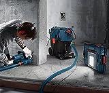 Bosch Professional 06019C31W0 Naß-/Trockensauger GAS 35 M AFC, 1380 W -