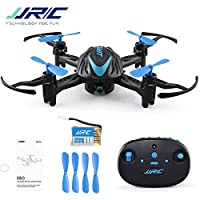 Drone For Kids JJRC H48 mini Pocket Drone 2.4GHz 4CH 6 Axis Gyro RC Quadcopter (Blue)