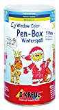 KREUL 41155 - C2 Window Color Pen Box Winterspaß