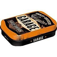 Nostalgic-Art 81324 Harley-Davidson - Garage, Pillendose preisvergleich bei billige-tabletten.eu