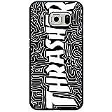 Matériau Tpu Coque Etui Case Samsung Galaxy S7 Edge Thrasher,Thrasher Logo Coque Housse Etui,Coque Housse Etui Pour Samsung Galaxy S7 Edge,Thrasher Logo De La Marque Coque Housse Etui