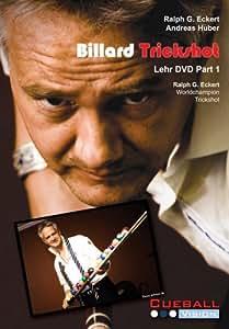 Billard Trickshot Part 1 Ralph G. Eckert DVD
