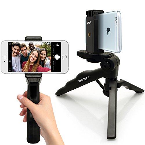 igadgitz-2-in-1-pistola-stabilizzatore-manico-mini-treppiede-da-tavolo-universale-cellulare-smartpho