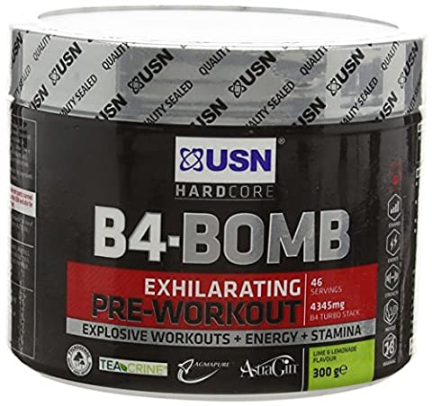 USN B4 Bomb, 300 g - Lime