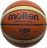 Molten Basketball BGL7, ORANGE/CREME, 7
