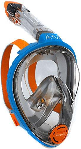 Ocean Reef Aria Full Face máscara de snorkel
