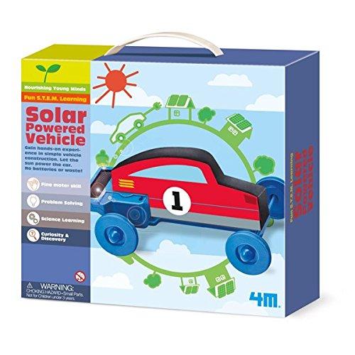 4M 68514 - Kit de construcción de Coche con energía Solar