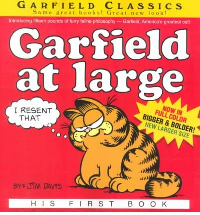 [(Garfield at Large)] [Author: Jim Davis] published on (October, 2001)