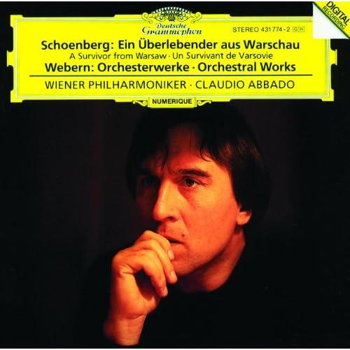 Webern: 5 Pieces for Orchestra, Op.10 - 1. Sehr ruhig und zart